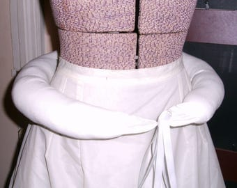 Bum Roll for Elizabethan Tudor Renaissance Gown Dress