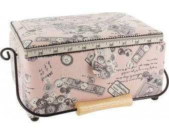 "Sewing box ""' sewing Theme"""