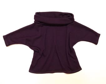 Gypsy Cowl Neck Dolman Sweater