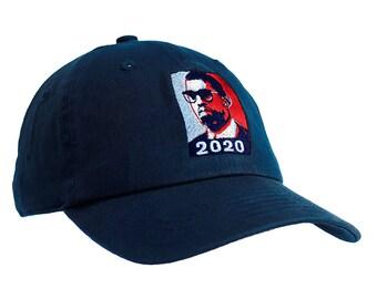 Navy Kanye 2020 For President Dad Hat Baseball Cap