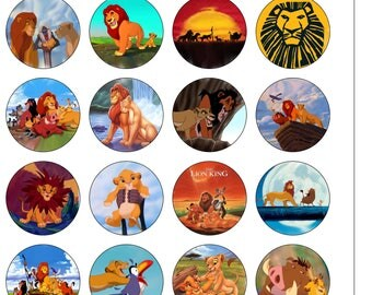 The Lion King Etsy