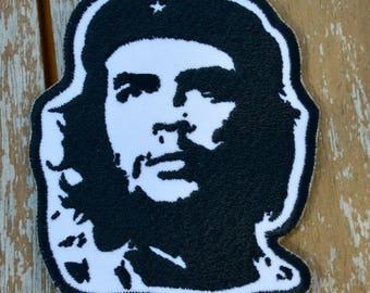che gevarra embroidered badge
