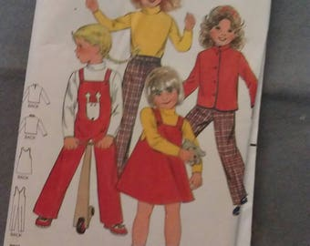 Butterick Pattern No. 3370 Size 6X