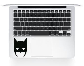 Batman Sticker MacBook or other laptop pc electronical device. High quality vinyl paper non sticky adhesives. Fast shipping world wide.