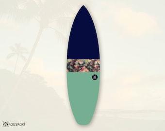 Steal Λ Flower | Surfboard Sock | Tropics