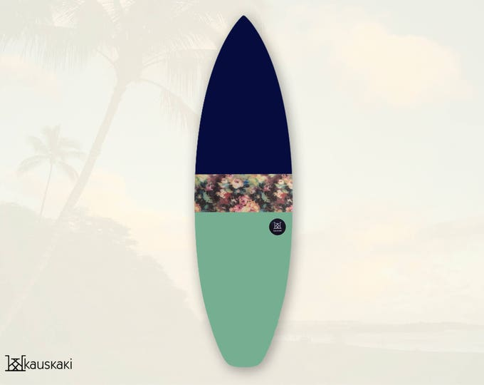 Steal Λ Flower | Surfboard Sock | Tropics