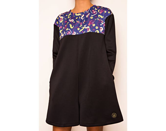 NEW IN   Oh Mangod   Long Sleeve Winter Playsuit