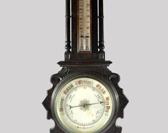 Victorian Barometer, England, 1900s