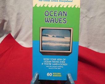 Ocean Waves VHS Rare 1983