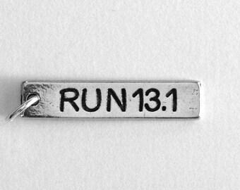 Running Jewelry, RUN 13.1 Running Charm