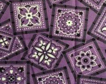 Purple Bandanas