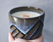 Mountain Pot Soy Candle