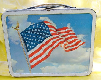 Old Lunch Box Etsy