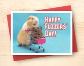 "LIMITED - Happy ""Fuzzer's"" Day! Card"