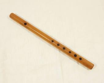 """Renaissance Flute, 6 hole transverse flute in """"D"""" - plum, professional"""