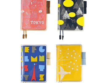Hobonichi Cover on Cover for Original -A6 (Designs)