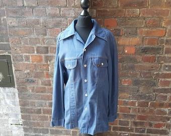Vintage Lee Denim Shirt