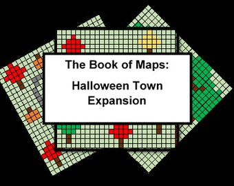 The Book of Maps: Halloween Town