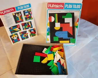 Playskool Play Tiles (1980)