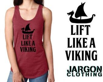 Lift Like A Viking