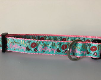 Pucker up Buttercup 1 inch Collar