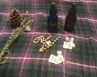 Perfume Oil Sample Set