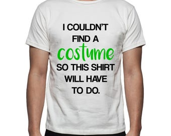Costume Halloween Tee Shirt Design, SVG, DXF, EPS Vector files for use with Cricut or Silhouette Vinyl Cutting Machines