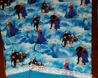 Frozen standard pillowcase