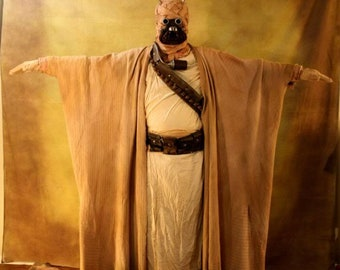 Tusken Raider Sand Person People Adukt Costume 501st Approved