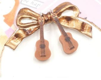 Sound Of Music Earrings - Cute & Funky // Statement Accessories // Cool Jewelries