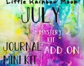 JULY JOURNAL mini kit