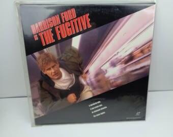 The Fugitive Laserdisc