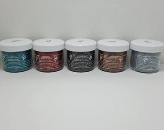 The world's greatest embossing powder 2oz jars