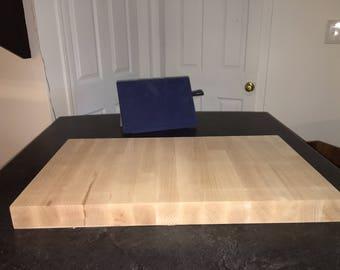 Maple Butcher Block Cutting Board