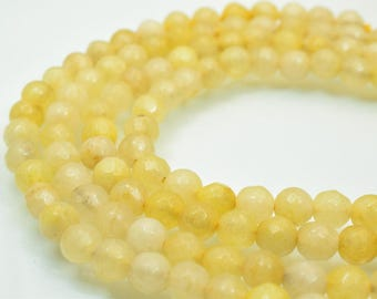 Natural Agate Gemstone Beads Faceted Round Beads 6mm Natural Stones Beads Healing chakra stones Jewelry Making Item# 789222065287