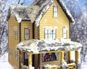 """Robin Betterley Design """"Christmas House"""" Kit"""". (M)"""