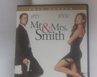 Mr. and Mrs smith