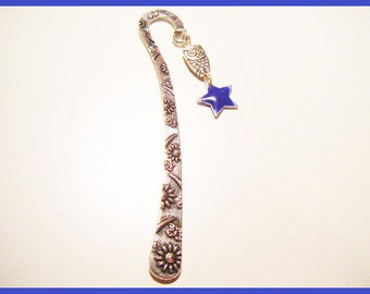 """♥ Bookmark for book """"OWL"""" OWL star - stationery ♥"""