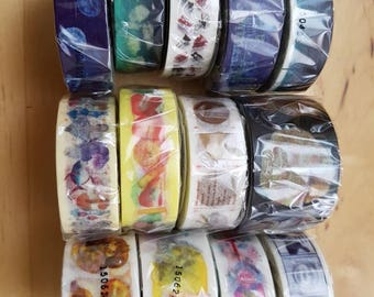 Masking tape set 3