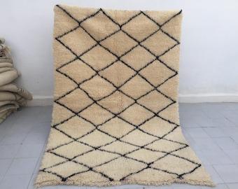 Beni Ourain Moroccan Rug