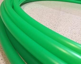 "PolyPro Hoop   5/8""   UV Green   Colored PolyPro Hoop"