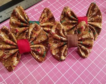 Gingerbread FrankTie