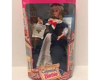 1994 Colonial Barbie Doll