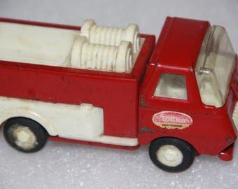 Vintage toy vintage Tonka truck vintage truck red Tonka toy  truck vintage older Tonka toy truck