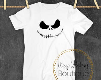 Nightmare Before Christmas Tee Toddlers and Youth