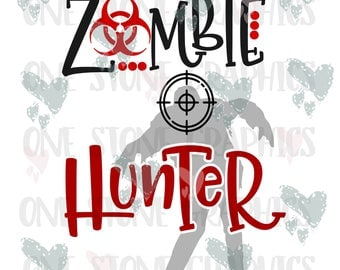 Zombie Hunter svg,eps,dxf,jpeg,Halloween svg,zombie,zombie svg,zombie hunter svg,Halloween svg file,cut file,hunter svg,zombie,zombie hunter