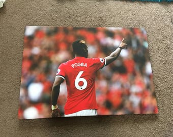 Paul Pogba Canvas