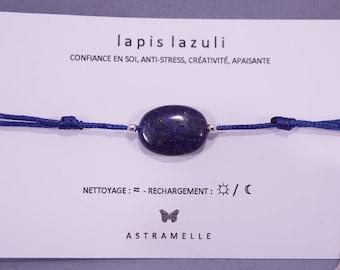 Greed Lapis Lazuli bracelet
