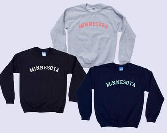 MINNESOTA - Crewneck Sweatshirt