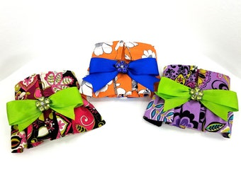 Female Dog Diapers - READY TO SHIP - Medium - Dog Panties with skirt - Dog Potty Training Aid - house breaking